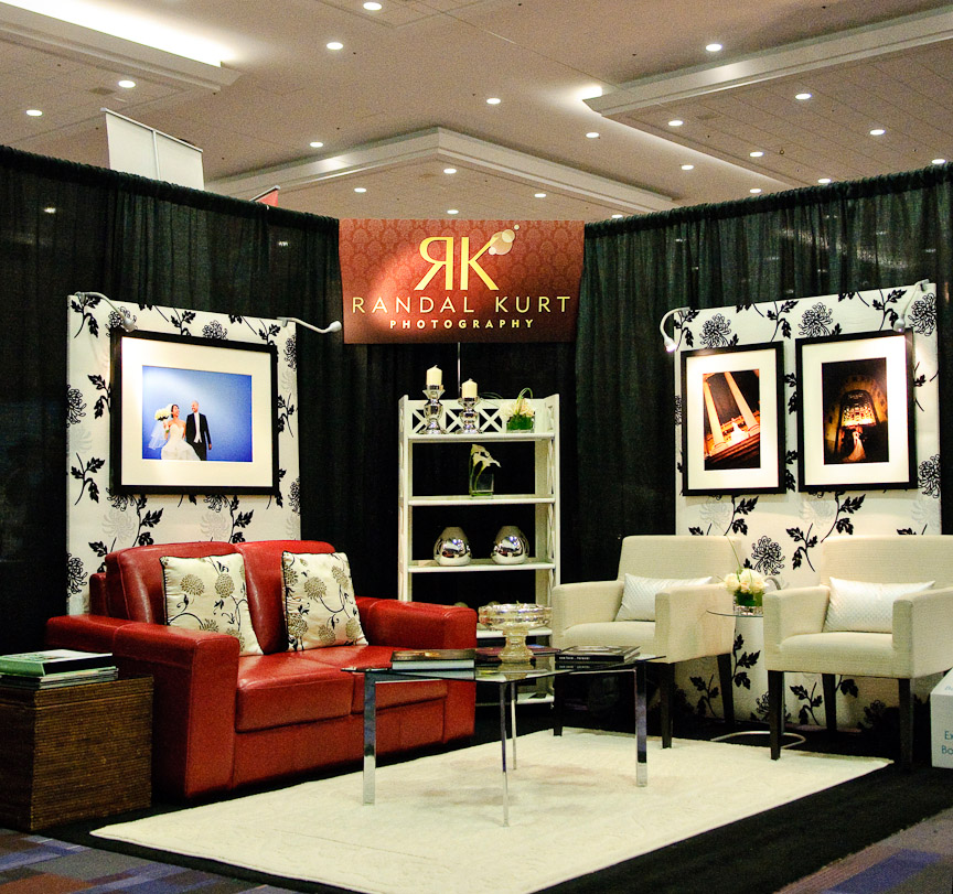 Home Reworks Designs Vancouver Wedding Show Booth